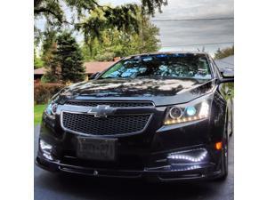 Chevrolet Cruze Full Body Kits Ground Effect Black 2011-2015 4-piece JSP188001