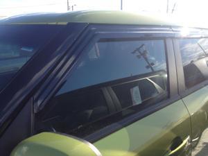 Soul Window Deflector Vent Visor Rain Guard For Kia 2014-2016 JSP218034