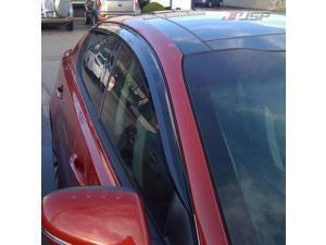Kia Optima Window Vent Visor Deflector Rain Guard 2011-2015 JSP 218006