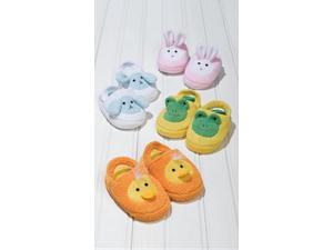 Ani-Mates Toddler Slippers by Two's Company - 9958-20