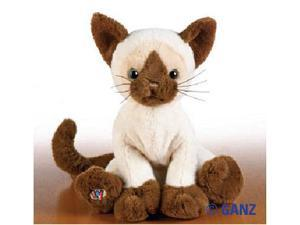 Webkinz Siamese Cat by Ganz - HM160