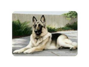 German Shepherd Placemat For Paws by Fiddler's Elbow - P85FE