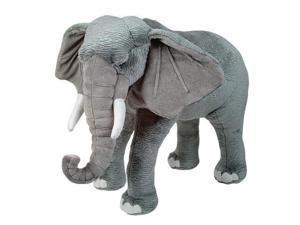 """Giant 26"""" Elephant Plush"""