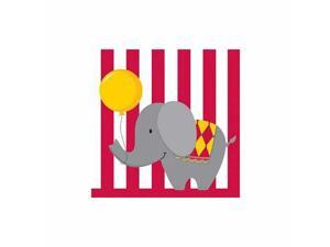 Circus Time! Luncheon Napkin by Creative Converting - 665684