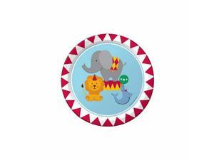 Circus Time! Luncheon Plate by Creative Converting - 415684