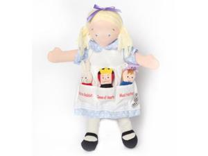 Dolly Pockets Alice in Wonderland by North American Bear - 6623