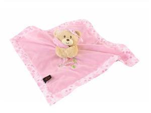 Harley Blankie Bear Pink by Kids Preferred - 20316