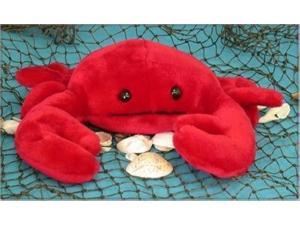 """Red Crab 10"""" by Wishpets - 02009"""