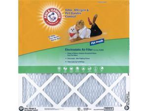 20x30x1 Arm and Hammer Air Filter (4 Pack)