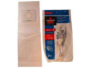 Type 5 Bissell Vacuum Cleaner Replacement Bag (3 Pack) (Qty of 4)