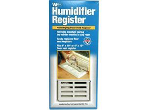 WEB Humidifier Register