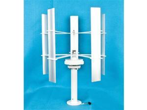 ALEKO® WGV15 Vertical Wind Turbine Generator 15W 12V