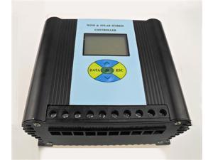 ALEKO® CD7.5 24V 24-Volt Wind And Solar Power Hybrid Charge Controller