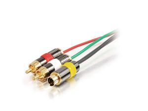 Plenum S-Video A/V Cable 75Ft - 40789