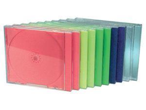 Rainbow CD Jewel Cases