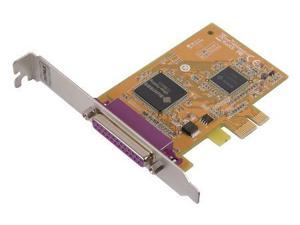 One Port PCI-Express Parallel Port Expansion Card