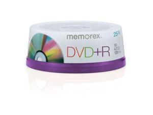 DVD+R 25PK 16X Spindle