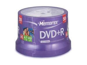 DVD+R 50 Pack 16X Spindle