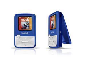 Sansa Clip Zip 4GB Blue