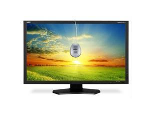 Multisync Pa271W-Bk-Sv 27 Inch Widescreen 1,000:1 7Ms Dvi/Displayport Lcd Monitor W/ Spectraviewii & Usb Hub (Black)