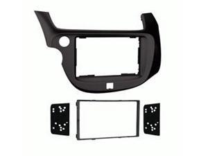 2009-Up Honda Fit DDIN In-Dash Mounting Kit  Black