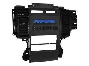 2010 Ford Taurus SE 2-Din Radio Installation Turbo Kit