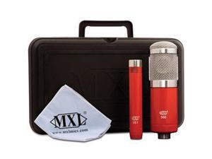 2 pack Microphone Ensemble red