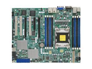 Supermicro X9Srh-7F-O Lga2011/ Intel C602J/ Ddr3/ Sata3&Sas2/ V&2Gbe/ Atx Server Motherboard