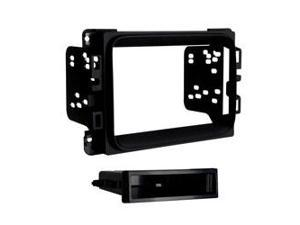 2013-Up RAM 1500/2500/3500 Single DIN Mounting Kit with 8 Opening