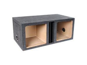 15 Dual Vented Kicker L5/L7 Empty Enclosure