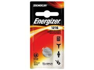 Energizer(R) Lithium Watch/ Electronic Battery  #1216 3-Volt