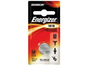 Energizer(R) Lithium Watch/ Electronic Battery  #1616 3-Volt