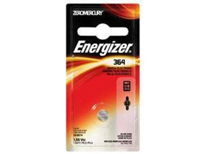Energizer(R) Silver Dioxide Electronic Battery  #364 1.5-Volt