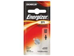 Energizer(R) Silver Dioxide Electronic Battery  #371 1.5-Volt