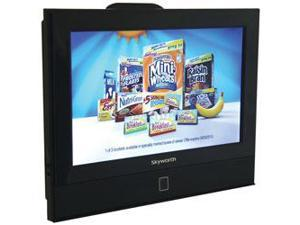 13 LCD TV/DVD Combo with 13.3 LED Back Light Panel & AC/DC Power