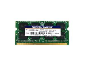 Super Talent Ddr3-1600 Sodimm 8Gb/512Mx8 Cl11 Micron Chip Notebook Memory