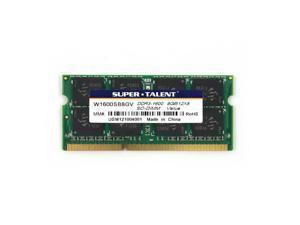 Super Talent Ddr3-1600 Sodimm 8Gb/512Mx8 Cl11 Notebook Memory