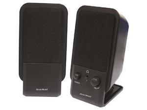 SP2600ACB Powered 2.0 Desktop Speaker System