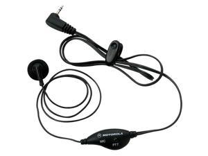 53727 Earbud with Clip-On Microphone for Talkabout Radios