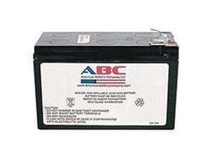 RBC2 Replacement Battery Cartridge #2 For Apc Systems Maintenance Free Lead Acid Hot Swappable Battery