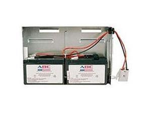 RBC22 Replacement Battery Cartridge #22 For Apc Systems Maintenance Free Lead Acid Hot Swappable Battery