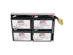 RBC24 Replacement Battery Cartridge #24 For Apc Systems Maintenance Free Lead Acid Hot Swappable Battery