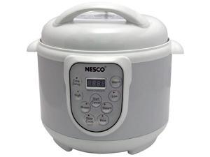PC-4-14PR 4-Quart Stainless Steel Pressure/Slow Cooker and Steamer