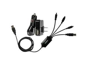 SUP-100 Universal USB Charger with AC/DC Adapter