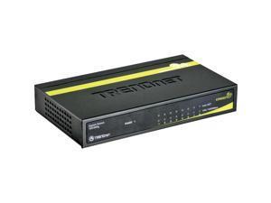 TEG-S80G 8-Port Gigabit GREENnet Switch