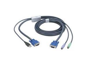 Black Box EHN428-0006 Ps/2 To Usb Flash Computer Cable, 6-Ft.