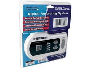 Digital Answering Machine 13MIN WHITE