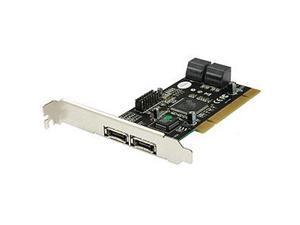 Vantec 6-port Sata Ii 150 PCI Host Card W/ Raid
