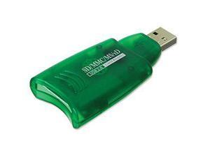 Pocket 5-in-1 SD//ms/mspro/xd Card Reader