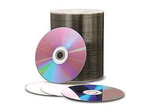 JVC 154 0690 Jvc DVD-R 16x White Inkjet, 100pcs
